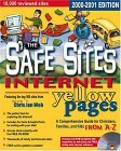 Safe Sites Internet Yellow Pages 2000-2001 2000 9780785243908 Front Cover