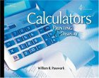 Calculators Printing and Display 4th 2005 Revised  9780538439909 Front Cover