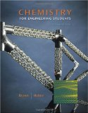 Chemistry for Engineering Students 2nd 2010 9781439047910 Front Cover