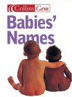 Babies' Names 4th 2004 9780007183913 Front Cover