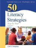 50 Literacy Strategies Step-By-Step