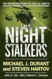 Night Stalkers Top Secret Missions of the U. S. Army's Special Operations Aviation Regiment 2008 9780451222916 Front Cover