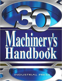 Machinery's Handbook, 30th Edition, Toolbox Edition 30th 2016 9780831130916 Front Cover