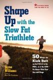Shape up with the Slow Fat Triathlete 50 Ways to Kick Butt on the Field, in the Pool, or at the Gym -- No Matter What Your Size and Shape 2008 9781569243916 Front Cover