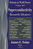 Superconductivity Research Advances 2007 9781600216916 Front Cover