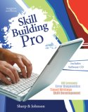 Skill Building Pro 1st 2007 9780538729918 Front Cover