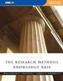 Research Methods Knowledge Base 3rd 2006 9781592602919 Front Cover