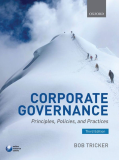 Corporate Governance Ebook  9780192517920 Front Cover