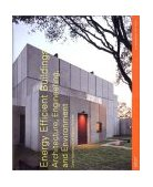 Energy-Efficient Buildings Architecture Engineering and Environment 2002 9780393730920 Front Cover