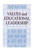 Values and Educational Leadership 1999 9780791442920 Front Cover