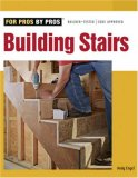 Building Stairs 2007 9781561588923 Front Cover