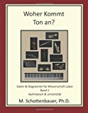 Woher Kommt Ton an? Daten and Diagramme F�r Wissenschaft Labor: Band 2 2013 9781484176924 Front Cover