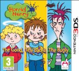 Case art for Horrid Henry: The Good, The Bad and The Bugly (Nintendo 3DS) by Asylum Entertainment