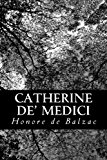 Catherine de' Medici 2013 9781483949925 Front Cover