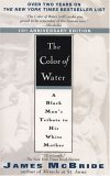 Color of Water A Black Man's Tribute to His White Mother 1st 2006 Anniversary 9781594481925 Front Cover