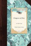 Chapters of Erie And Other Essays 2009 9781429019927 Front Cover
