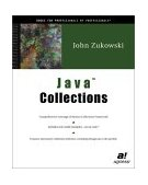 Java Collections 2001 9781893115927 Front Cover