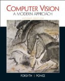 Computer Vision A Modern Approach 2nd 2011 Revised 9780136085928 Front Cover