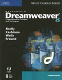 Macromedia Dreamweaver 8 Comprehensive Concepts and Techniques 1st 2006 9781418859930 Front Cover