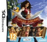 Case art for Reef Entertainment Captain Morgane And The Golden Turtle (Nintendo DS)