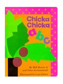Chicka Chicka ABC 1993 9780671878931 Front Cover