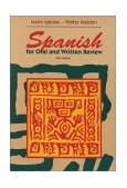 Spanish for Oral and Written Review 5th 1994 Revised  9780155010932 Front Cover