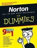 Norton All-in-One Desk Reference for Dummies 2005 9780764579936 Front Cover