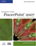 Microsoft Office Powerpoint 2007 1st 2007 9781423905936 Front Cover