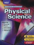 Holt Science Spectacular : Physical Science