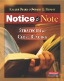 Notice and Note Strategies for Close Reading