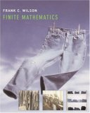 Finite Mathematics 1st 2006 9780618332939 Front Cover