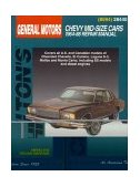 Chevrolet Mid-Size Cars, 1964-88 1998 9780801985942 Front Cover
