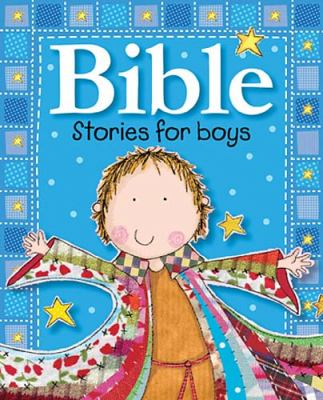 Bible Stories for Boys 2011 9781848799943 Front Cover