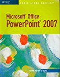 Microsoft Office PowerPoint 2007 2008 9780324788945 Front Cover