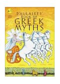 D'Aulaires Book of Greek Myths 1992 9780440406945 Front Cover