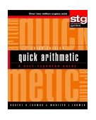 Quick Arithmetic A Self-Teaching Guide 3rd 2001 Revised  9780471384946 Front Cover