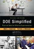 DOE Simplified Practical Tools for Effective Experimentation, Third Edition 3rd 2015 Revised  9781482218947 Front Cover