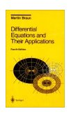 Differential Equations and Their Applications An Introduction to Applied Mathematics 4th 1992 Revised 9780387978949 Front Cover