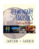 Elementary Statistics Picturing the World 2nd 2002 9780130655950 Front Cover