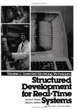Structured Development for Real-Time Systems Essential Modeling Techniques 1986 9780138547950 Front Cover