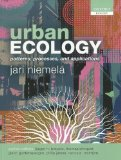 Urban Ecology Patterns, Processes, and Applications 2011 9780199643950 Front Cover