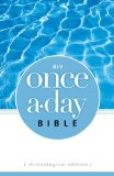 Niv Once-a-Day Bible 2011 9780310950950 Front Cover