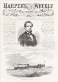Harper's Weekly September 6 1862 2000 9781557096951 Front Cover