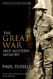 Great War and Modern Memory 2nd 2013 9780199971954 Front Cover