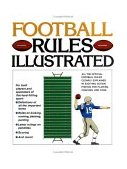 Football Rules Illustrated 1985 9780671612955 Front Cover