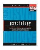 Psychology A Self-Teaching Guide 1st 2002 9780471443957 Front Cover