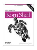 Learning the Korn Shell Unix Programming 2nd 2002 9780596001957 Front Cover