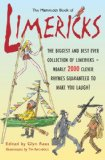 Mammoth Book of Limericks 2008 9780762433957 Front Cover