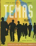 Temas Spanish for the Global Community 2nd 2006 Revised 9781413028959 Front Cover