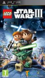 Case art for LEGO Star Wars 3: The Clone Wars (PSP)
